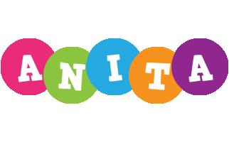 Anita friends logo