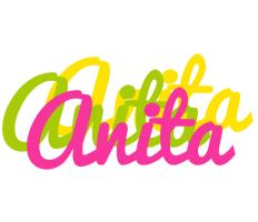Anita sweets logo