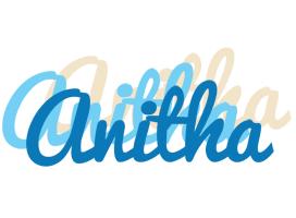 Anitha breeze logo