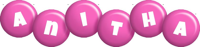 Anitha candy-pink logo