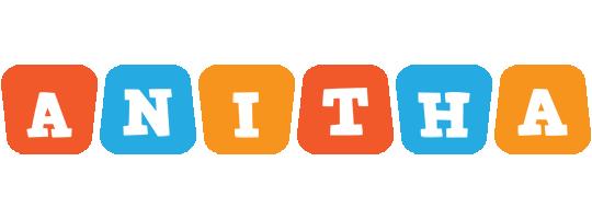 Anitha comics logo
