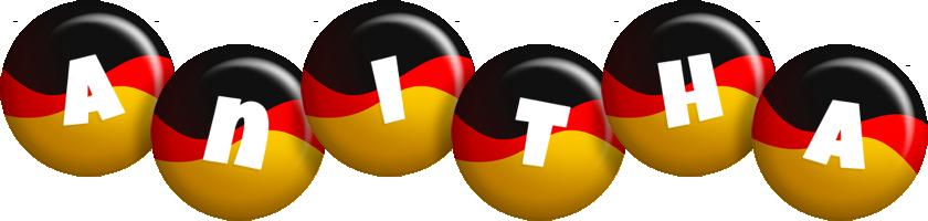 Anitha german logo