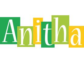 Anitha lemonade logo