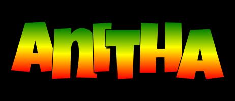 Anitha mango logo