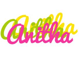 Anitha sweets logo