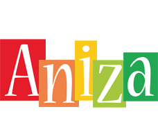 Aniza colors logo