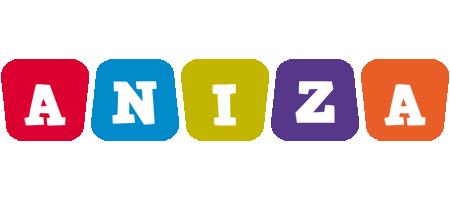 Aniza kiddo logo
