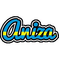 Aniza sweden logo