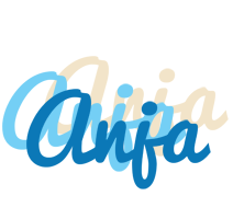 Anja breeze logo