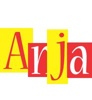 Anja errors logo