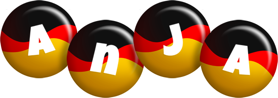 Anja german logo