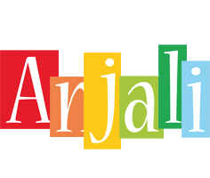 Anjali colors logo