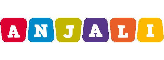 Anjali kiddo logo