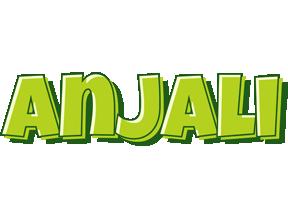 Anjali summer logo