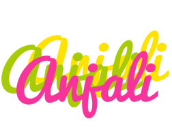 Anjali sweets logo