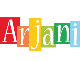 Anjani colors logo
