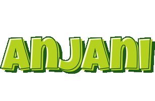 Anjani summer logo