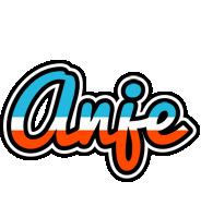 Anje america logo