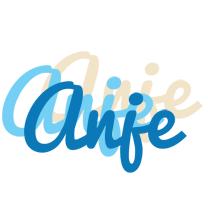 Anje breeze logo