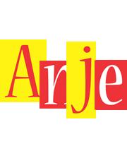 Anje errors logo