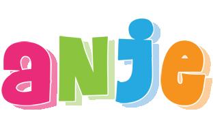 Anje friday logo