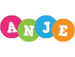 Anje friends logo