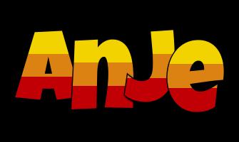Anje jungle logo