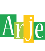 Anje lemonade logo