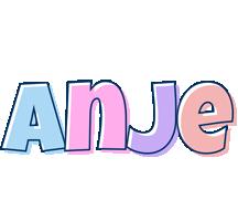 Anje pastel logo