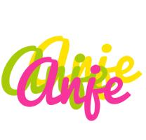 Anje sweets logo