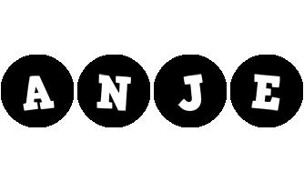 Anje tools logo