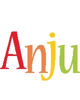 Anju birthday logo