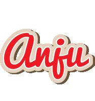 Anju chocolate logo