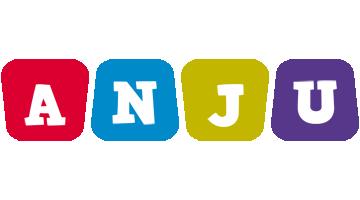 Anju daycare logo