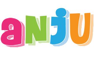 Anju friday logo