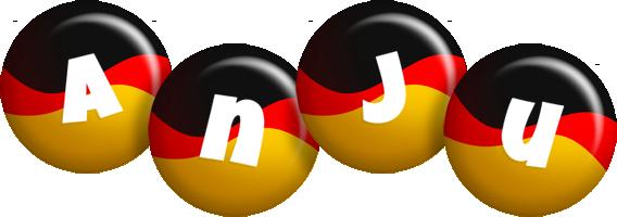 Anju german logo