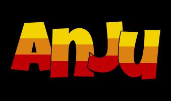 Anju jungle logo