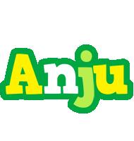 Anju soccer logo