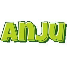 Anju summer logo