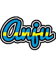 Anju sweden logo