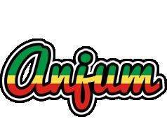 Anjum african logo