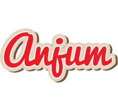 Anjum chocolate logo