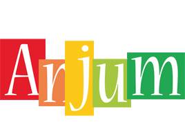 Anjum colors logo