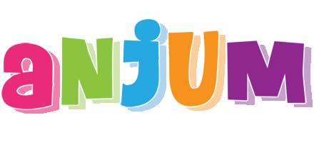 Anjum friday logo