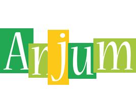 Anjum lemonade logo