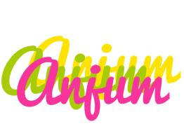 Anjum sweets logo