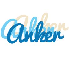 Anker breeze logo