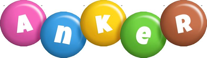 Anker candy logo