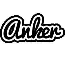 Anker chess logo