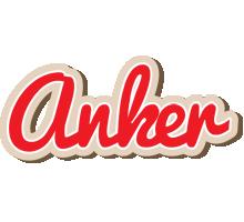 Anker chocolate logo